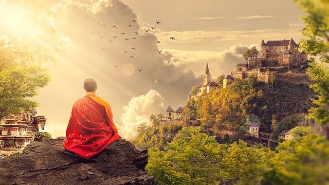 瞑想することで前頭葉を鍛える