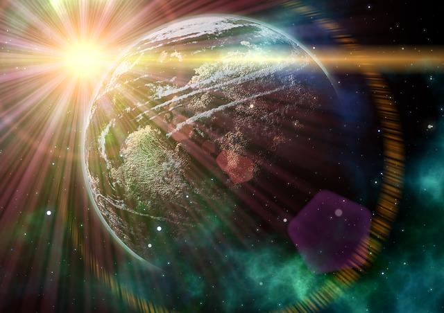 モチベーションを上げる宇宙