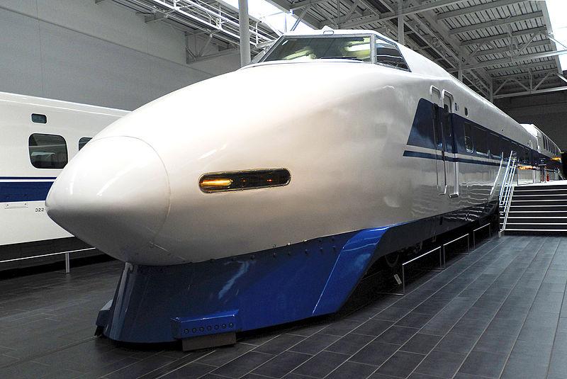 リニア新幹線の画像