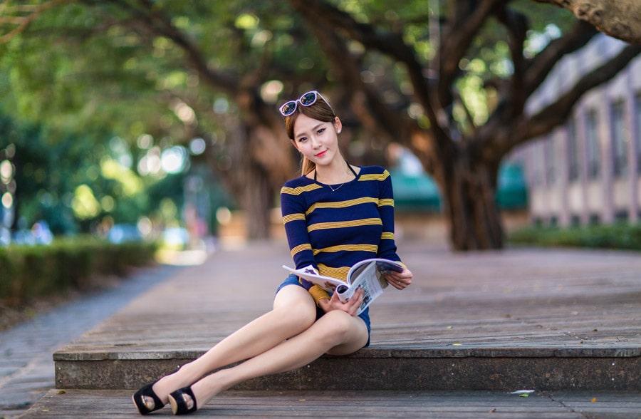 ファッションとして本を読むこと