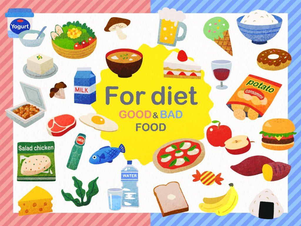 正しいダイエット方法