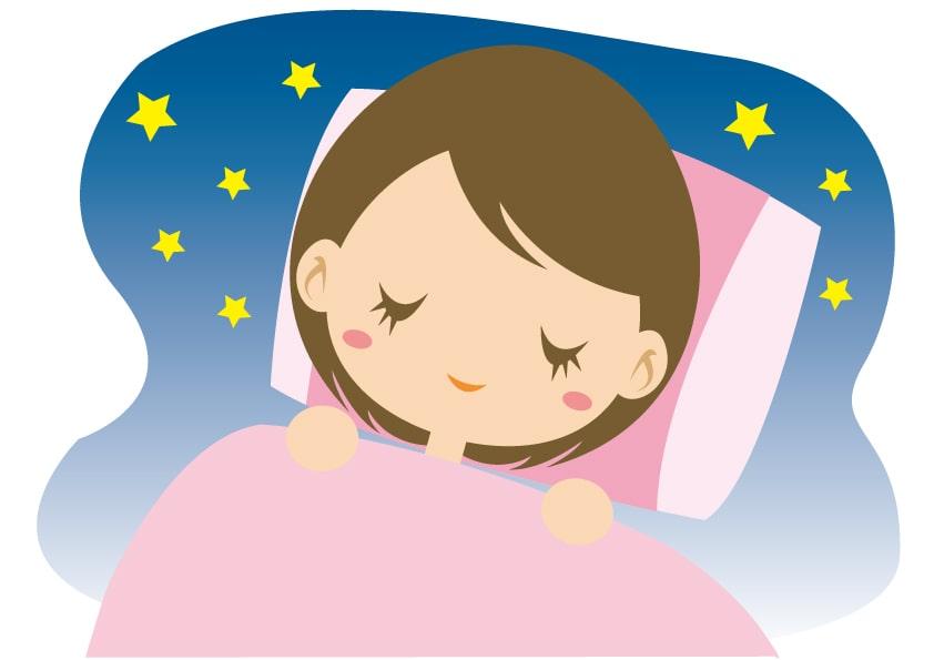 睡眠の質を高める方法!ぐっすり眠れる方法とは?
