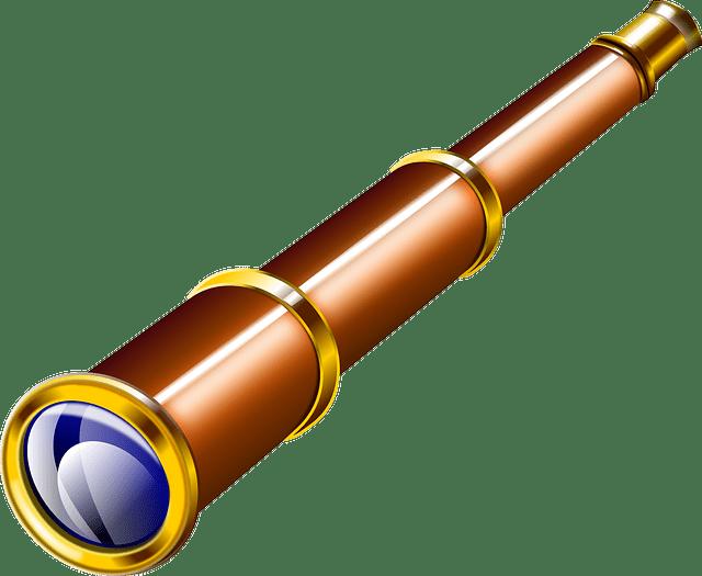 世界観を作る望遠鏡