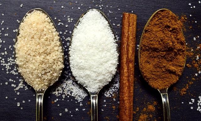 砂糖と分量