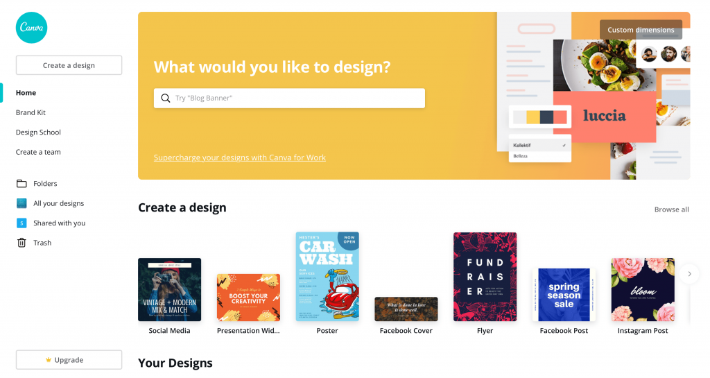 canva one of great design tools